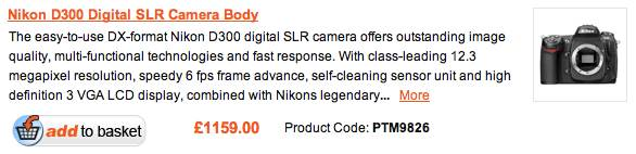 nikon-d300-price-going-up