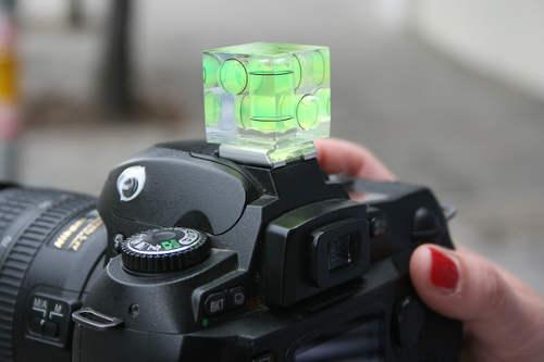 level-camera-cube