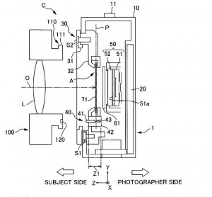 nikon patent 300x278 Rumor: Nikons mirrorless camera will be targeting professionals, to be released in few weeks