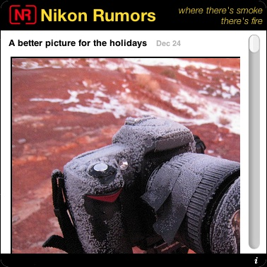 NikonRumors-widget