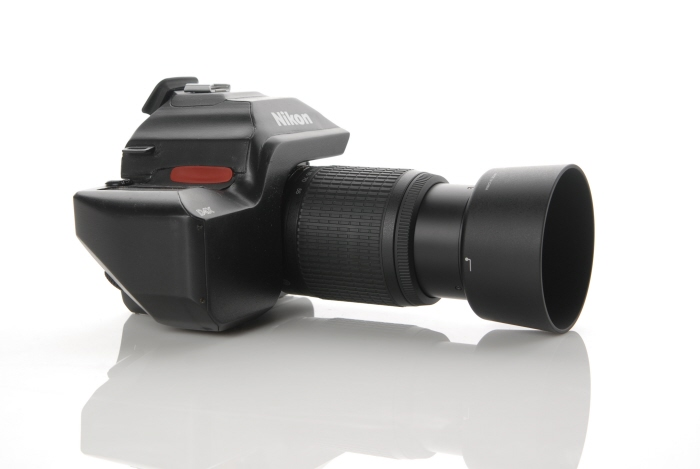 Nikon D4x Concept