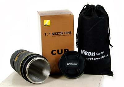 Much Better Deal On That Nikon Lens Coffee Mug Nikon Rumors - Nikon coffee cup lens