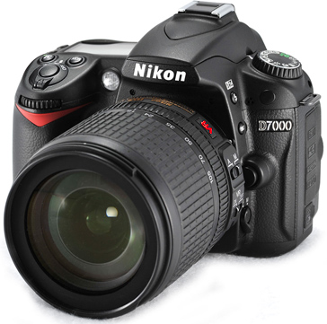 Nikon d7000 Nikon D7000: fake or real?