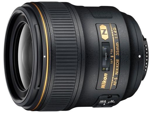 Nikkor AF-S 35mm f/1.4G N