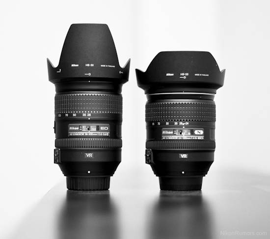 Nikon 24-120mm f/4G ED VR vs. Nikon 28-300mm f/3.5-5.6 ED VR