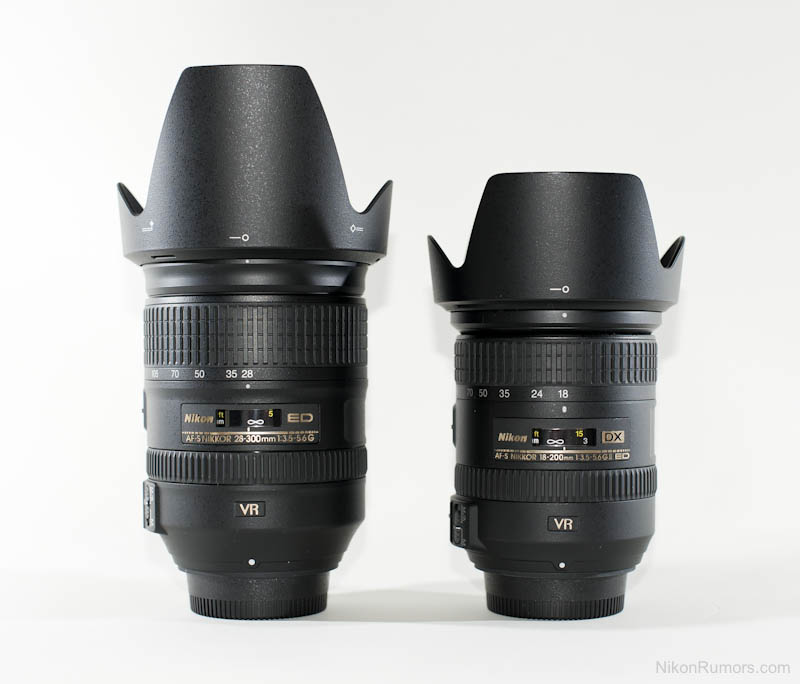Nikon 24 120mm F 4g Ed Vr Vs Nikon 28 300 Mm F 3 5 5 6 Ed