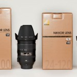 24-120mm and 28-300mm boxes