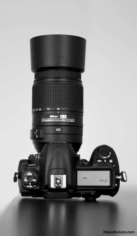 is my hands-on of the Nikon AF-S DX 55-300mm f/4.5-5.6G ED VR lens