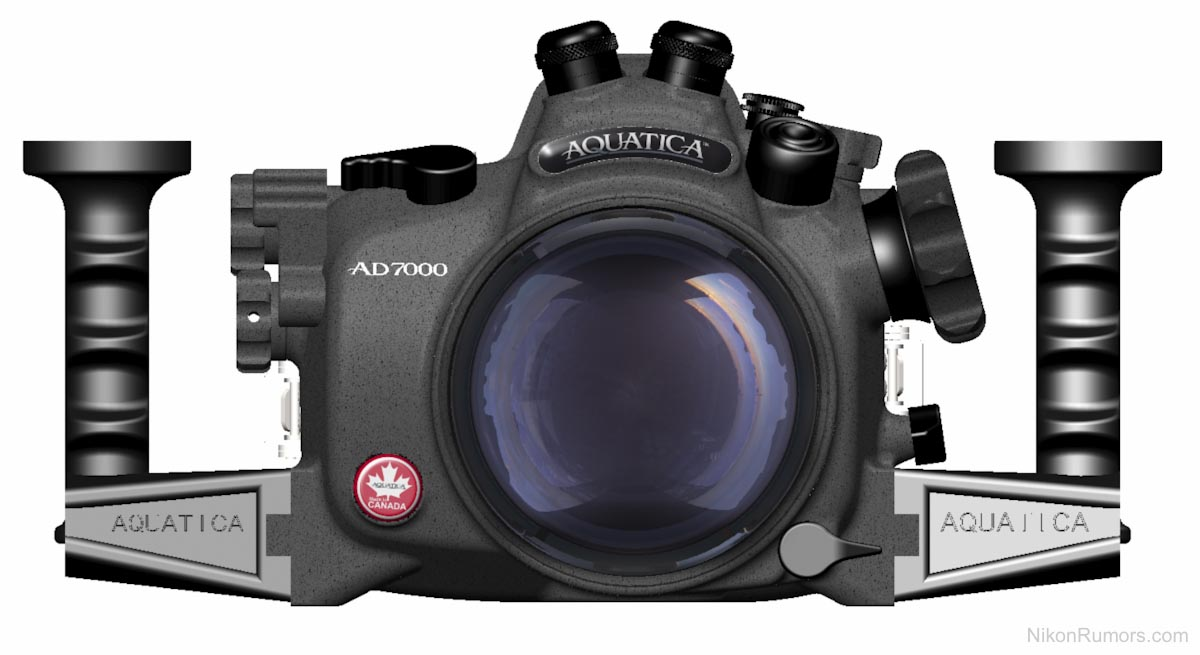 Aquatica to release ad7000 underwater housing for nikon d7000 in early
