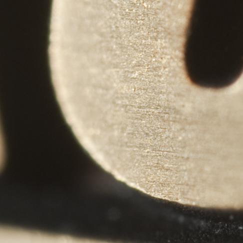 Nikkor 19mm f/2.8 Macro lens at f/3 (100% crop)