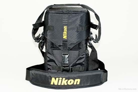 Nikkor 200 f/2 VRII bag (CL-L1)
