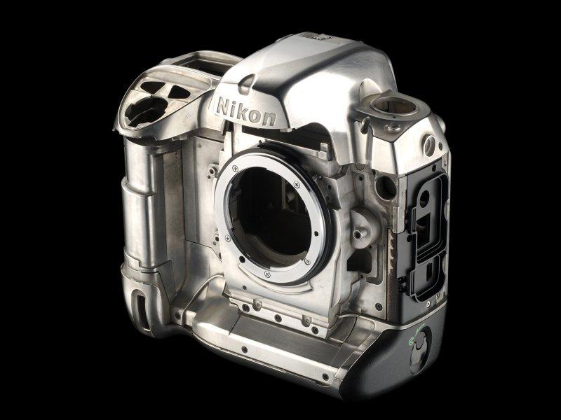 Nikon D2xs body