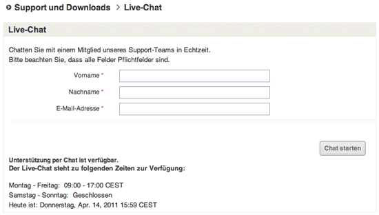 nikon live chat support now available in german and french. Black Bedroom Furniture Sets. Home Design Ideas