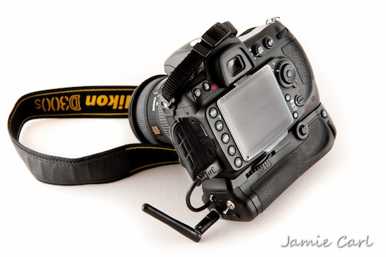 Diy Wireless Tethering For Nikon D300s Nikon Rumors