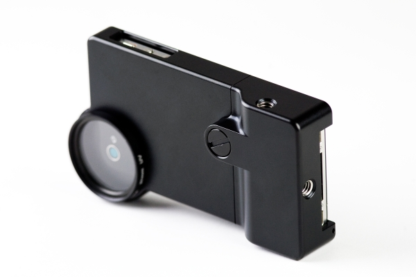 iphone lens adapter you can now attach nikon lenses to an iphone 4 nikon rumors 9608