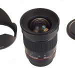 Samyang 24mm f1.4 lens Nikon mount