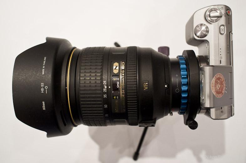 Lense Ring Light For Sony