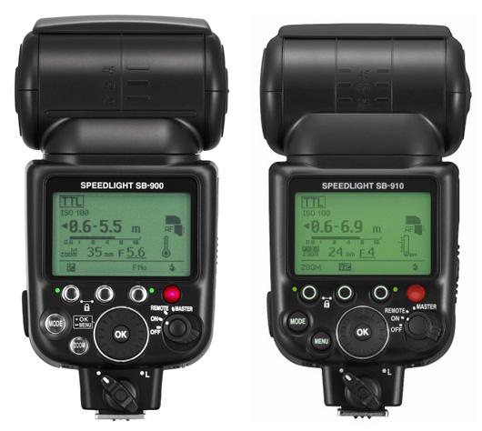 Nikon SB-900 vs. SB-910 Speedl...