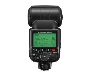 Nikon-SB-910-flash-back