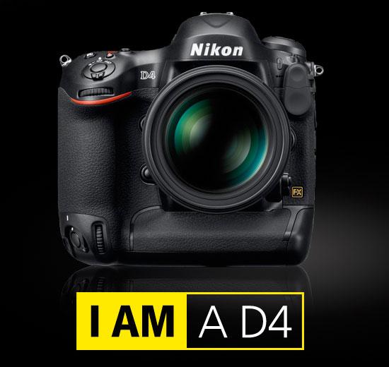 The Official Announcement Nikon D4 Af S Nikkor 85mm F 1