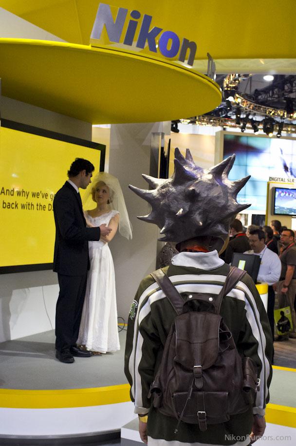 Nikon-CES-PMA-2012-booth8