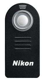Nikon ML L3 Wireless Remote Control Nikon D4 vs. D3s specs comparison