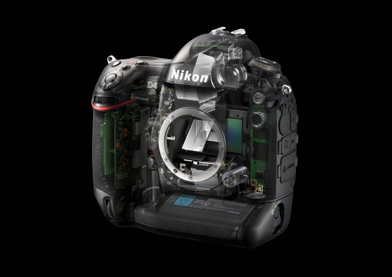 New firmware update v1.02 for Nikon D4 now available