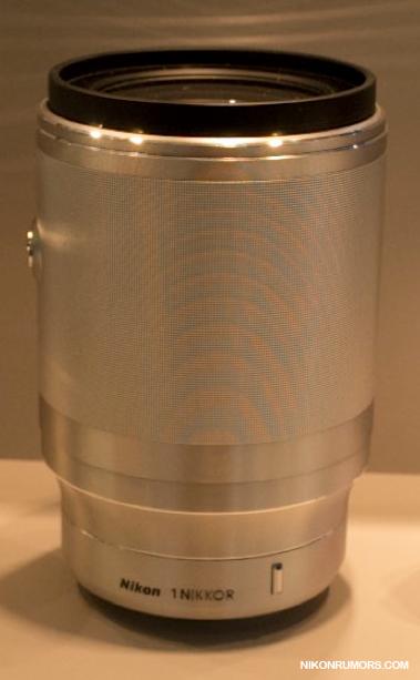 Nikon 1 concept lens: moire example (taken with Fuji X100)