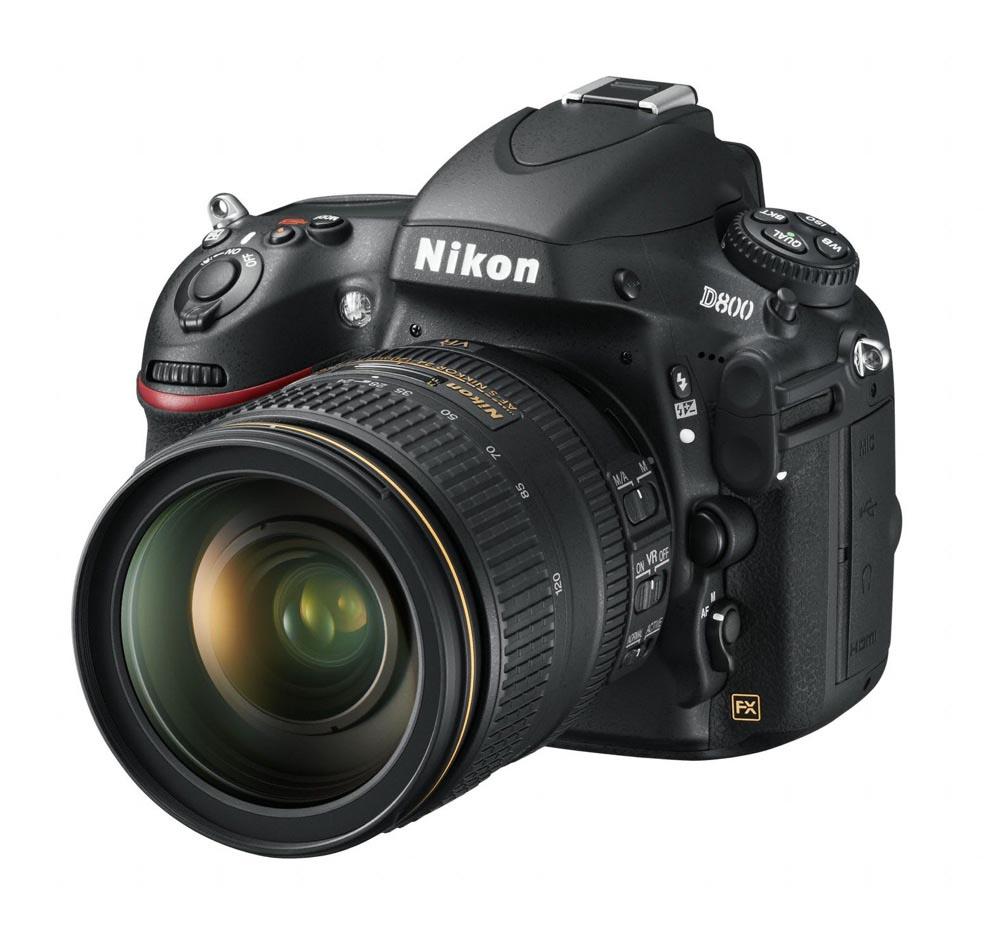 Nikon تهز الساحة من جديد (الكاميرا المنتظرة d800)