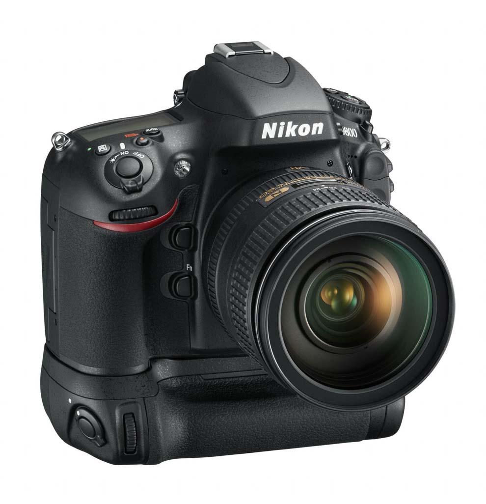 Nikon D800 official pi...