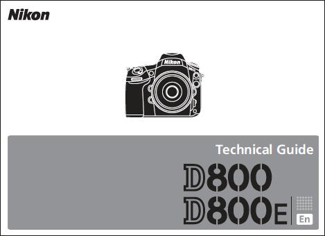 nikon d800 d800e technical guide now available for download nikon rh nikonrumors com user manual nikon d800 owners manual nikon d7000