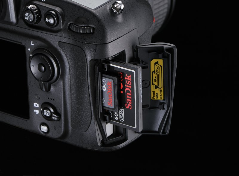 Nikon D800, D800E announcement