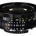 Voigtländer Color Skopar 28/2.8 SL II N lens