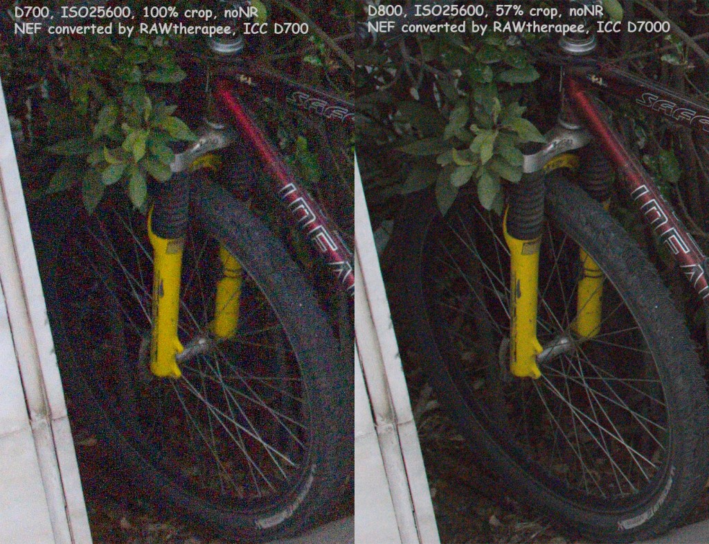 D700 D800 25600 comp 1024x785 Another Nikon D700 vs. Nikon D800 high ISO comparison