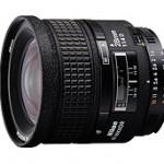 the discontinued Nikkor 28mm f/1.4D AF lens