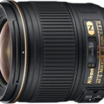 Nikkor 28mm f1.8G full frame lens