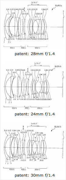 Nikon Patents For 17mm F 4 Tilt And Shift 10mm F 4 16
