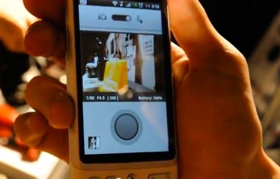 Nikon D3200 WU-1a wireless mobile adapter demo