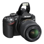 Nikon-D3200-flash