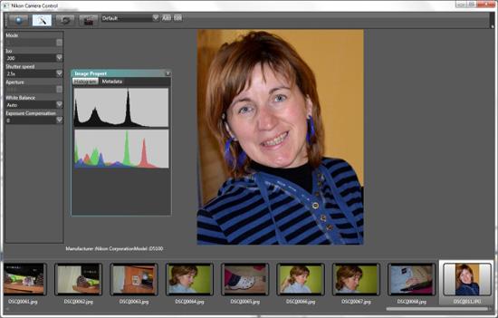 Nikon-camera-control-open-source-project