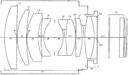 Nikon 1 32mm f/1.2 lens patent