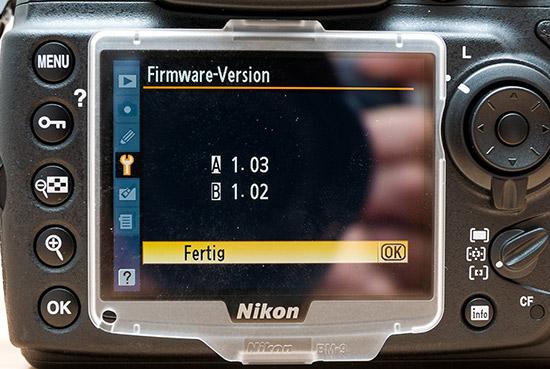 nikon z7 firmware update 1.03