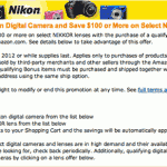 Nikon-rebates-Amazon-May-2012