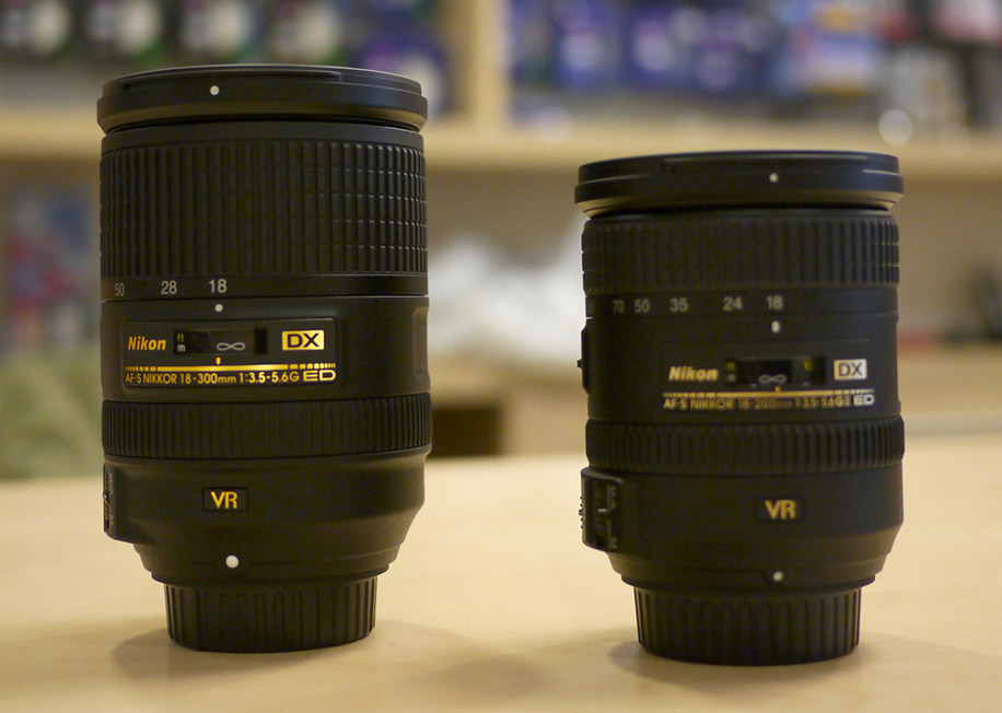 new 18 300mm dx lenses a detailed review of the new lenses will be
