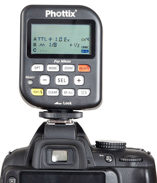 Phottix-Odin-TTL-Nikon-flash-trigger