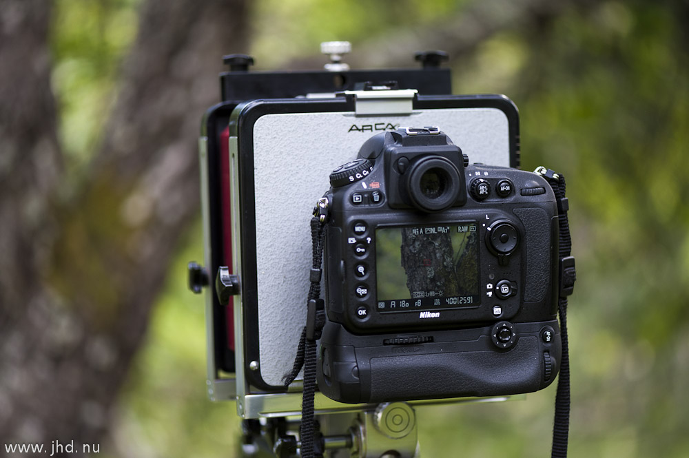 Guest post: Large format photography with Nikon D800 as a negative ...
