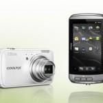 Nikon Coolpix 800c Andoid camera