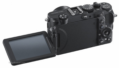Nikon Coolpix P7700 3 This is the Nikon Coolpix P7700 advanced compact camera   the replacement of the P7100