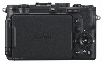 Nikon Coolpix P7700 4 This is the Nikon Coolpix P7700 advanced compact camera   the replacement of the P7100