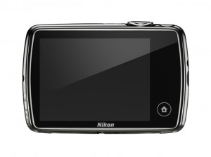 Nikon Coolpix S01 back 300x224 Nikon Coolpix P7700, S800c, S01 and S6400 cameras announced *UPDATED*